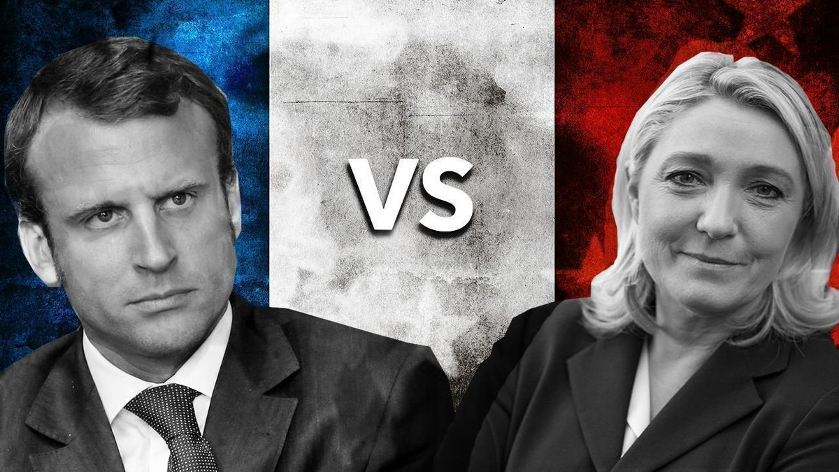 Polls in France Predict a Landslide, Are They Right?  WATCH:  http:// buff.ly/2qEALpV  &nbsp;    #Frenchelections #Frenchdebate #Macron2017 #Marine2017<br>http://pic.twitter.com/u7LfuTbBUo