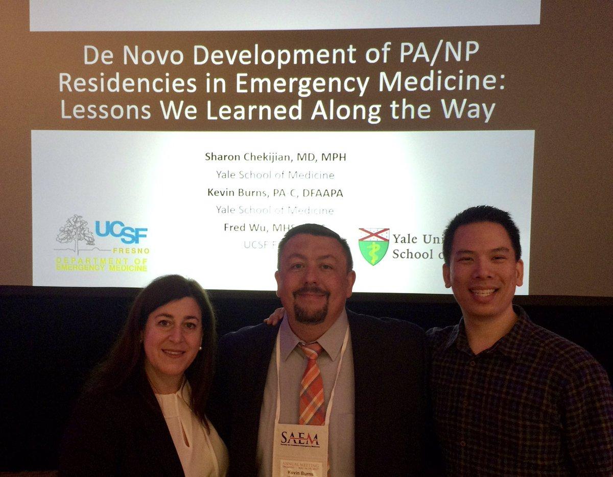 Yale Emergency Medicine APP Residency on Twitter: