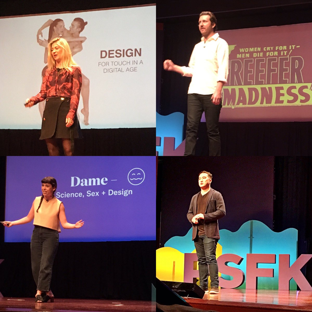 Stimulating sessions #PSFK2017 the future of Food, Sex, Drugs and Wearables! <br>http://pic.twitter.com/jGOygqupSj