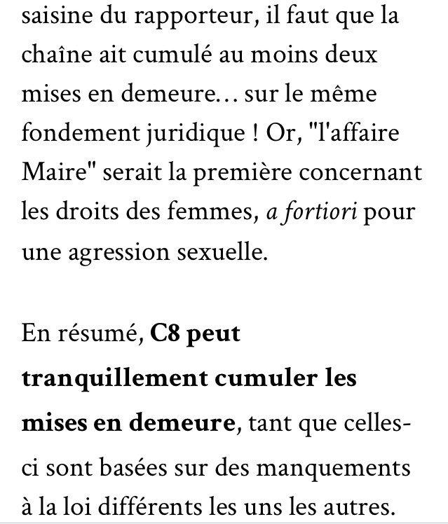 J'expliquais ici (en octobre 2016, déjà) pourquoi le @csaudiovisuel est resté impuissant (jusqu'ici) face à #Hanouna https://t.co/S0IUZIUQkb