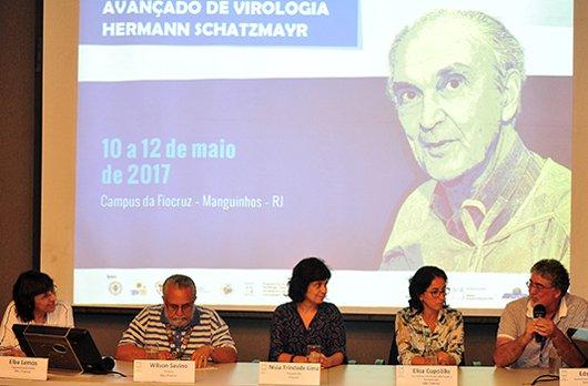 Simpósio de #virologia do IOC @fiocruz destaca trabalho de jovens cientistas https://t.co/lPCUGdYVna