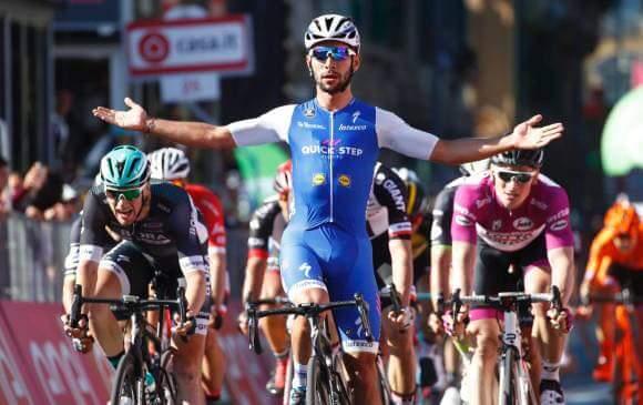 Grande #FernandoGaviria  @giroditalia #GiroxESPN #girodeitalia #Giro100 #GiroXSenal<br>http://pic.twitter.com/Tx6fYsmVf8