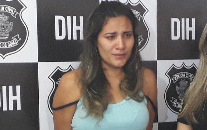 Jovem estrábica atira em rival, mas mata cliente por engano em bar de Goiânia, diz delegado https://t.co/w7qnojLUOG #G1