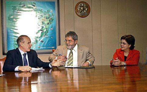 EXCLUSIVO: EM TROCA DE CRÉDITOS DO BNDES, GUIDO COBRAVA DA JBS PROPINA PARA LULA E DILMA > https://t.co/wdEHjsU3A0