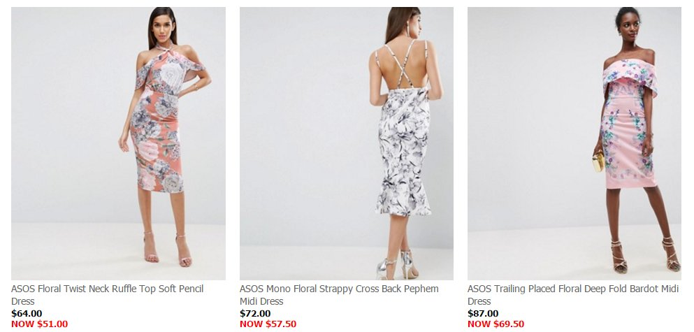 20% Off Occasion #Wear from @ASOS  Great deal! For best results, filter by size.  https:// goo.gl/9HZH6g  &nbsp;  <br>http://pic.twitter.com/UNdj47QQ82