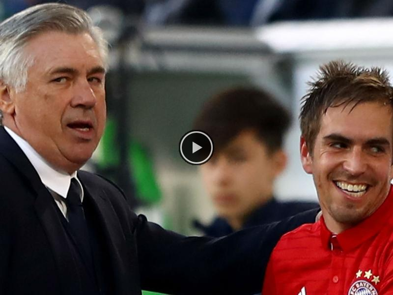 #Retiring #Bayern #Legend Lahm #Ignoring #Ancelotti&#39;s &#39;#Every day&#39; #Pleas to stay on    http:// wp.me/p67m4w-jEX  &nbsp;  <br>http://pic.twitter.com/LYHvsBwqOB