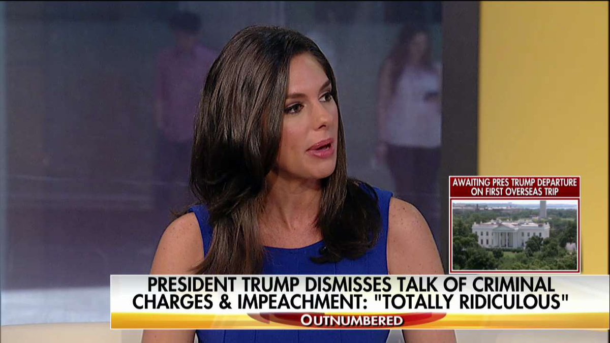 .@HuntsmanAbby: 'There's no smoking gun here. There's no link to actual evidence with President Trump and any collusion.' #Outnumbered