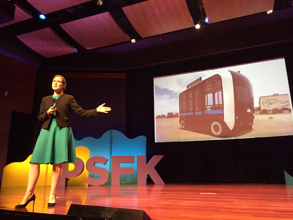 Giving the world an address? No small feat from @claremaryjones @what3words  #psfk2017 <br>http://pic.twitter.com/y17Mn6Hc0o
