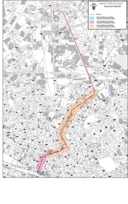 #circulation ce jour : plus d'infos sur le parcours de La Grande Course du #GrandParis, consultez notre communiqué https://t.co/ze2G9bACyn