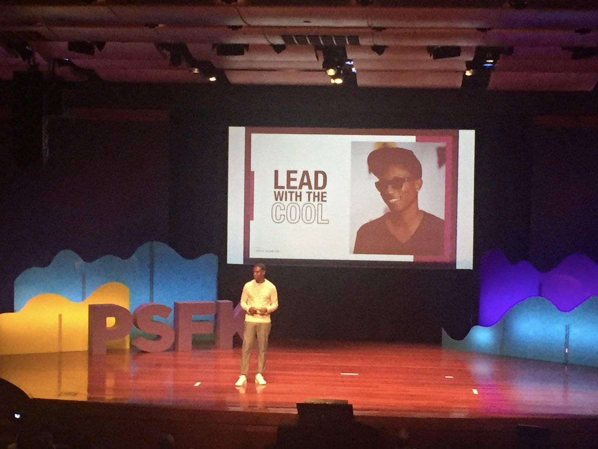 &quot;#1. Know your purpose. #2. Know your allies. #3. Think citizens, not consumers. #4. Lead with the cool.&quot; - @mrbobbyjones @ #psfk2017 @psfk<br>http://pic.twitter.com/1yE620MaUS