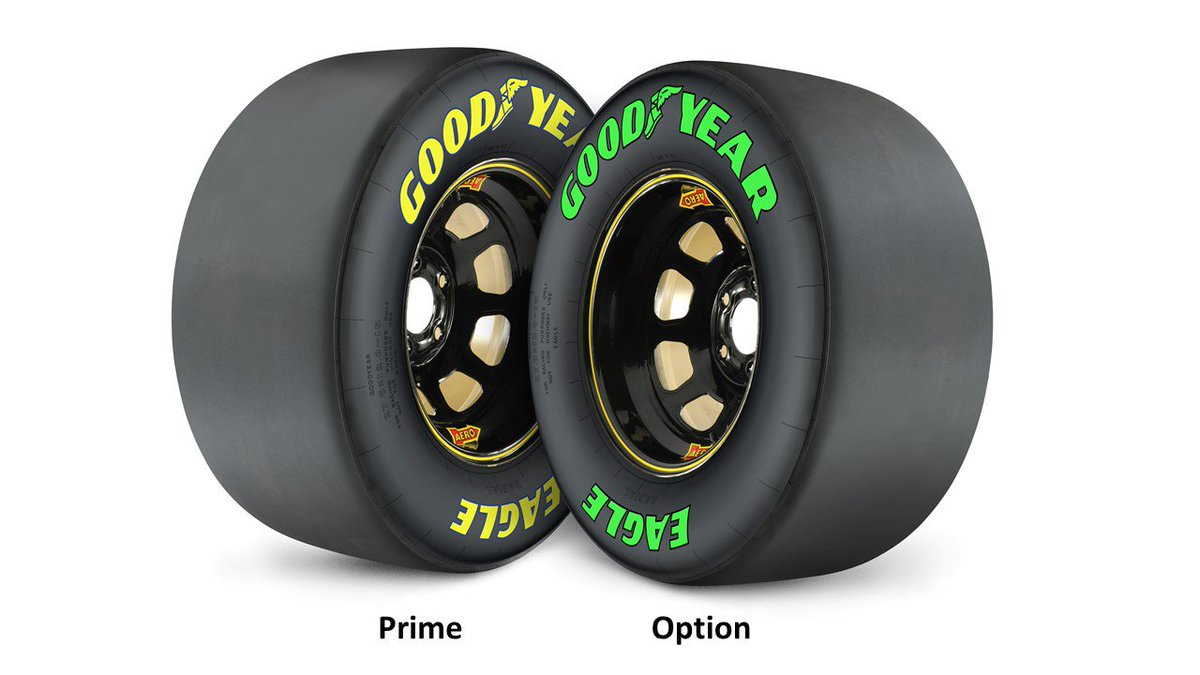 Goodyear Racing Tires >> Goodyear Racing On Twitter Nascar Cup Teams Have 5 Sets