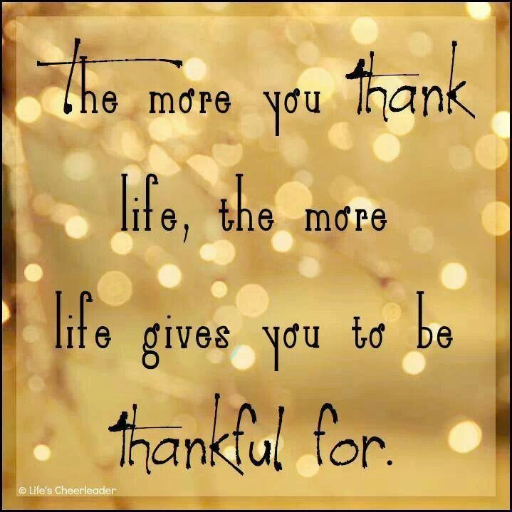 So be #Thankful for each day and all it brings...the good and the bad! #gratitude #fridayreads <br>http://pic.twitter.com/wmxKQ926MS