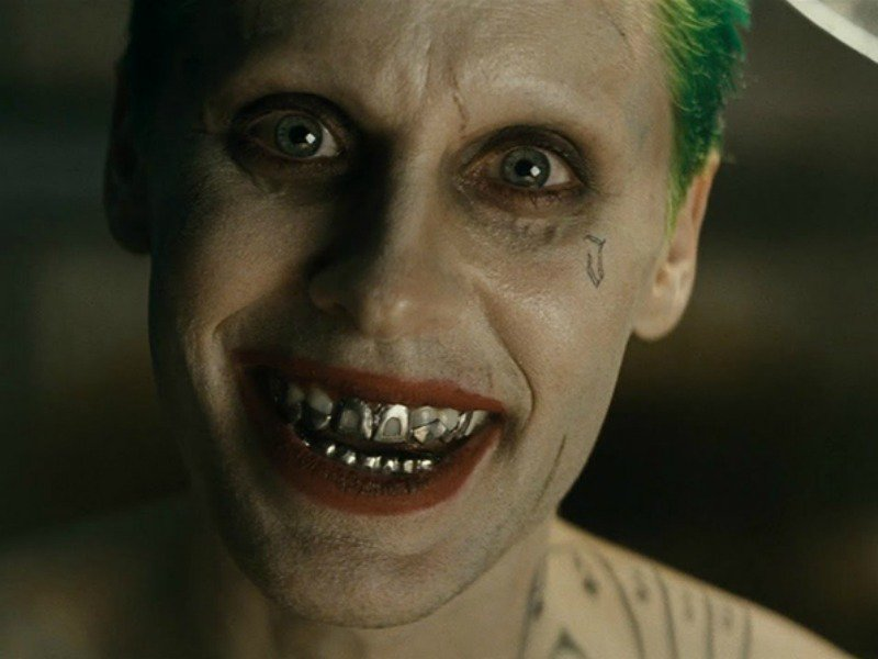 Joker&#39;s &#39;Suicide Squad&#39; Tattoos Reveal The Character&#39;s History #David Ayer  https:// checkthescience.com/news/1740060-j oker-suicide-squad-tattoos-reveal-character-history &nbsp; … <br>http://pic.twitter.com/zF1r3SBnLw