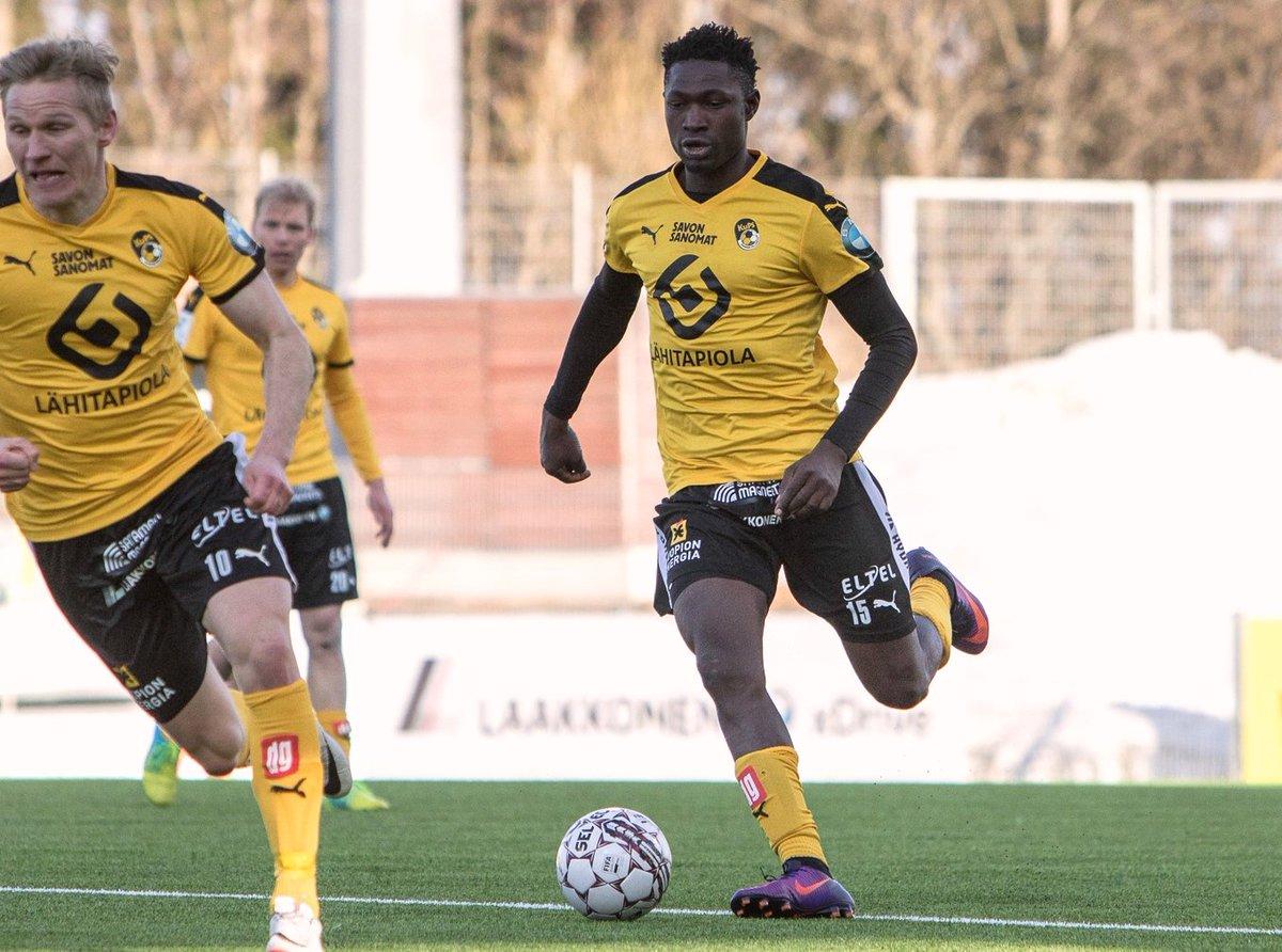 FC Lahti - KuPS FT 1-2 (0-0). Midfielder #Ruben #Gabriel scores 0-2 after 68 mins. His 1st goal for #KuPS in the Finnish #Veikkausliiga.<br>http://pic.twitter.com/9Qqq8bdRgx