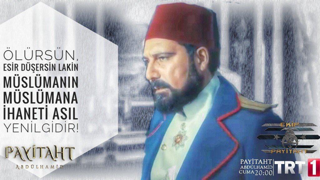 Müslümanın müslümana ihaneti asıl yenilg...
