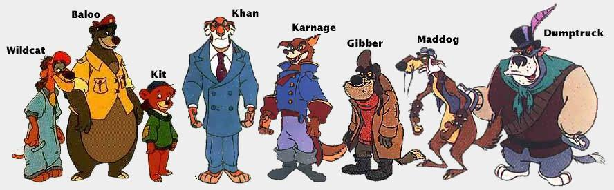 Hot take: Everyone&#39;s excited about #DuckTales now but TaleSpin was a superior show <br>http://pic.twitter.com/aKdlPsMgPL