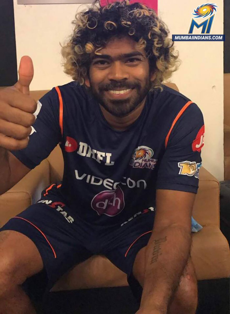 Ready for the final, Lasith?  #CricketMeriJaan #MIvKKR <br>http://pic.twitter.com/8DCGlSoUWU