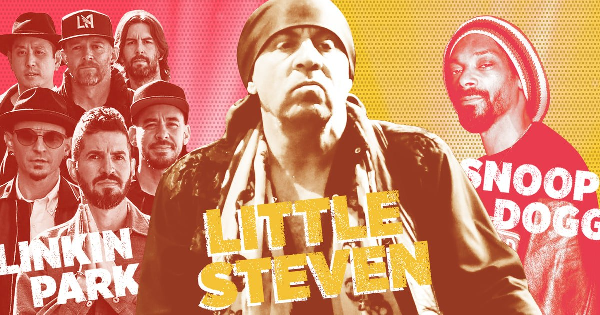 From Little Steven to Linkin Park, here are 29 great new albums you can stream right now https://t.co/MXxcyAYxqK https://t.co/FZoB33CJaR