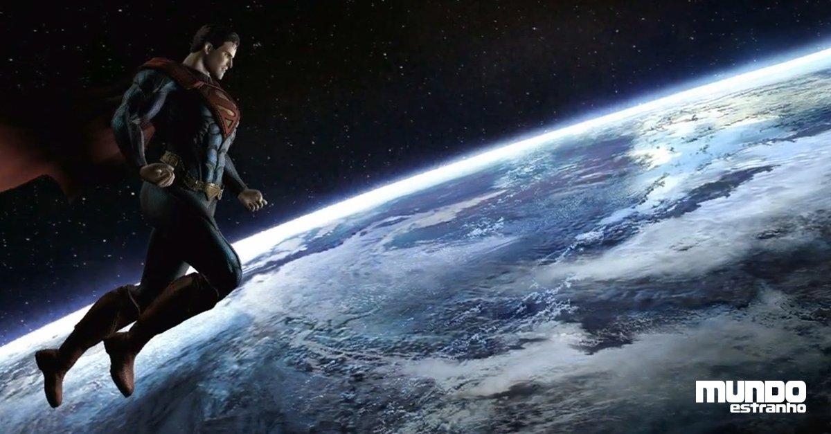 Por que não sentimos a Terra girar? https://t.co/j4CPAbso3P