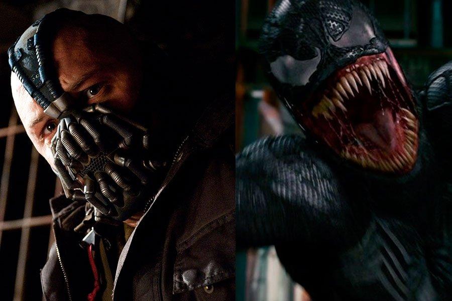 🕸️Tom Hardy will play Eddie Brock in the new #Venom movie!🕸️