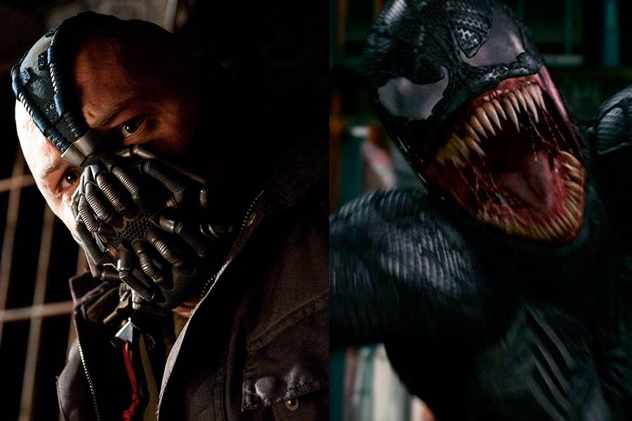🕸️Tom Hardy will play Eddie Brock in the new #Venom movie!🕸️