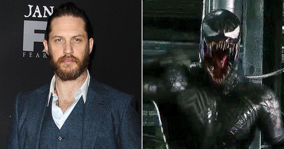 Tom Hardy cast as Venom in Sony's #SpiderMan spin-off: https://t.co/GYTeNIlfdg