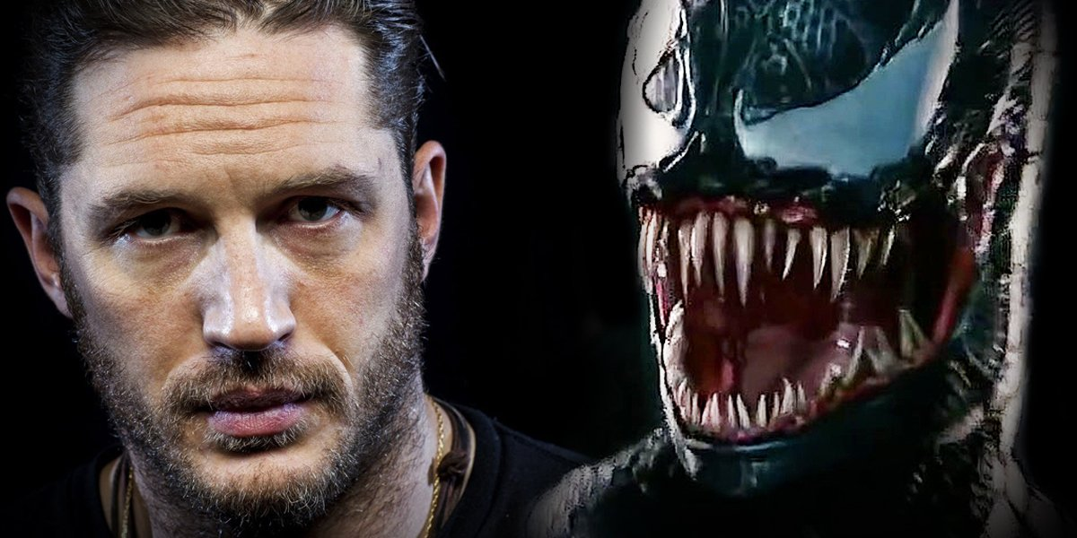 Just in: #TomHardy cast as #Venom in Sony's #SpiderMan spin-off!