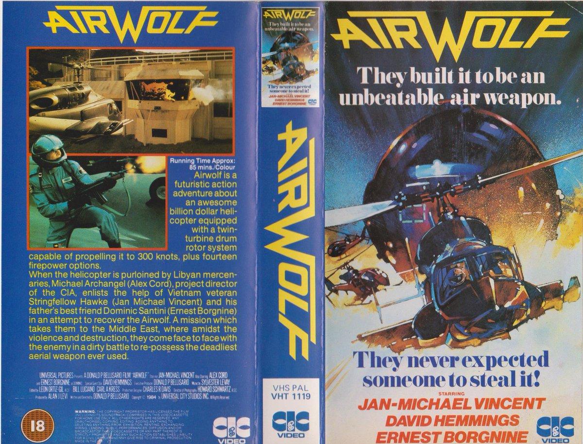 [好雷] 飛狼電影 Airwolf: The Movie (1984)