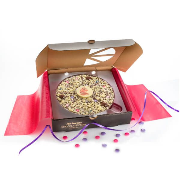 It&#39;s #NationalPizzaPartyDay - We&#39;ve got a Magical Unicorn Gourmet Chocolate Pizza to giveaway! RT, LIKE &amp; FOLLOW for a chance to win! <br>http://pic.twitter.com/sUIeYBvSKY
