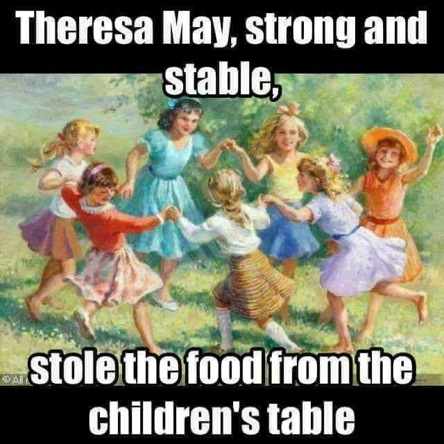 #WhyVote to get the Tories Out. https://...