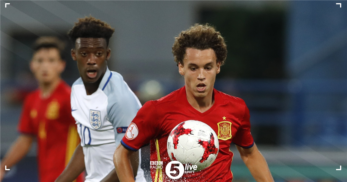 Not again!  England were so close to the #EuroU17 championship.  Spain equalised in the 6th minute of stoppage time.  Then won on penalties. <br>http://pic.twitter.com/HDyOniQdMy