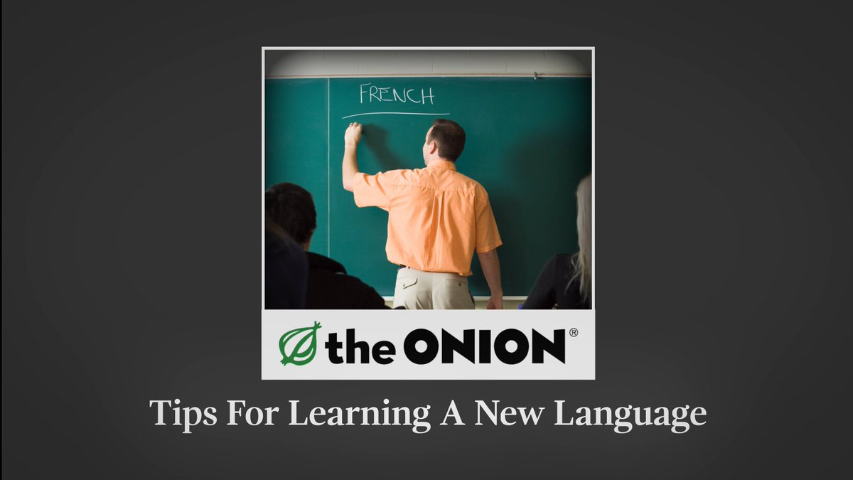 Tips For Learning A New Language