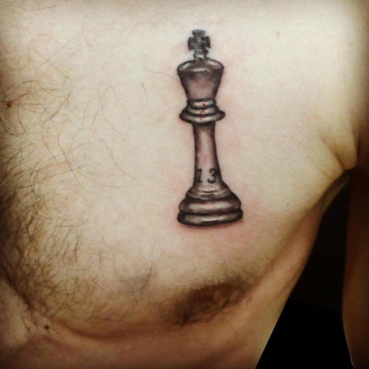 Eva Díez Tattoo On Twitter Tattoo En El Pectoral Tattoo Ink