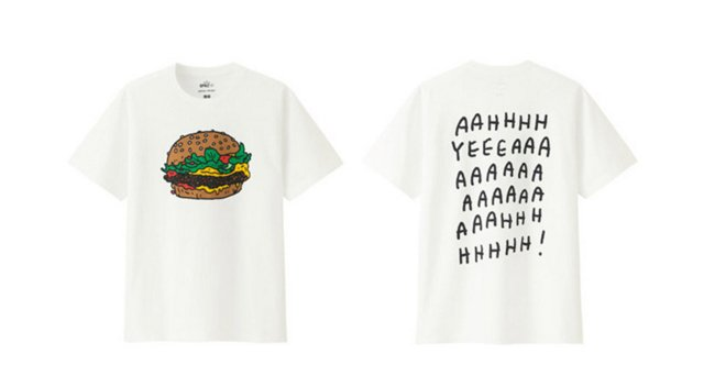 Get these #UNIQLO x Jason Polan t-shirts before they sell out https://t.co/ylzC6YTAgI https://t.co/XwU6Np7yRK