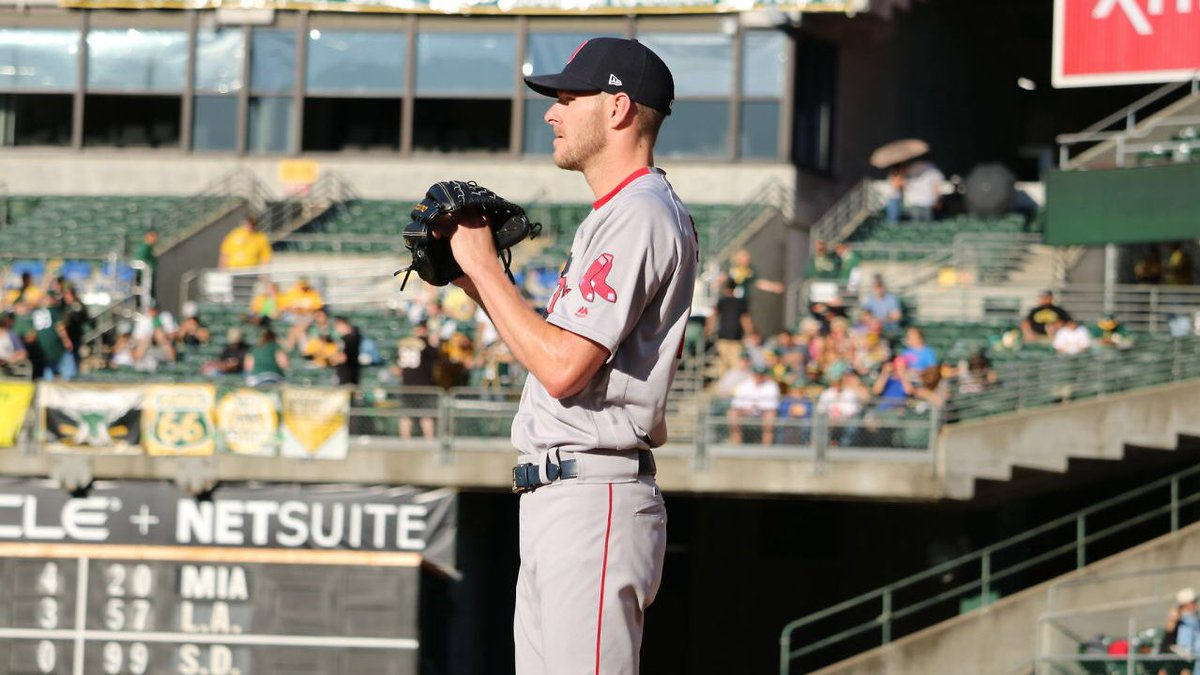 Why today is awesome:  It's Friday ✔️ Chris Sale has the ball ✔️ https...