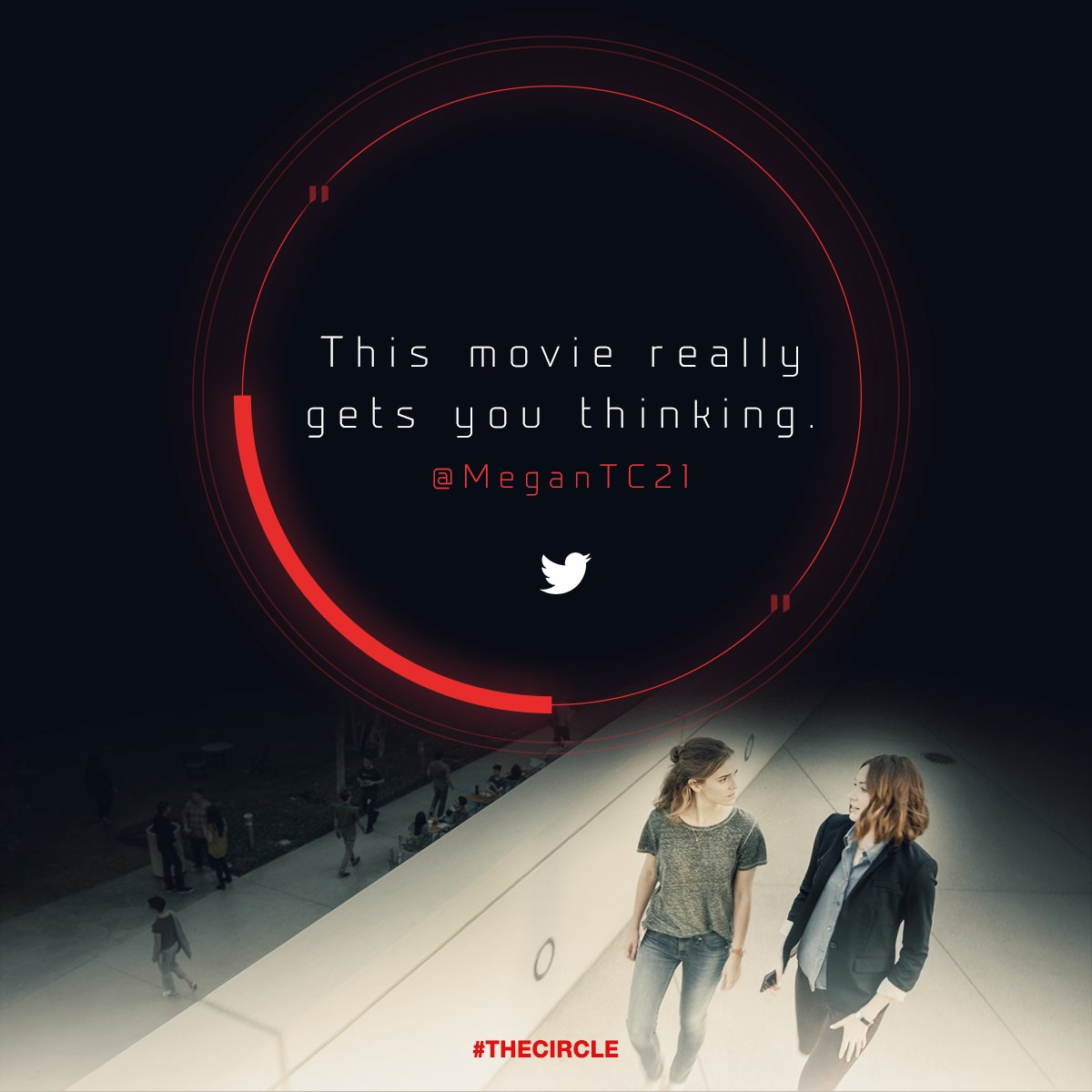 Discover the secrets behind #TheCircle. Now playing - only in theaters. TheCircleTickets.com