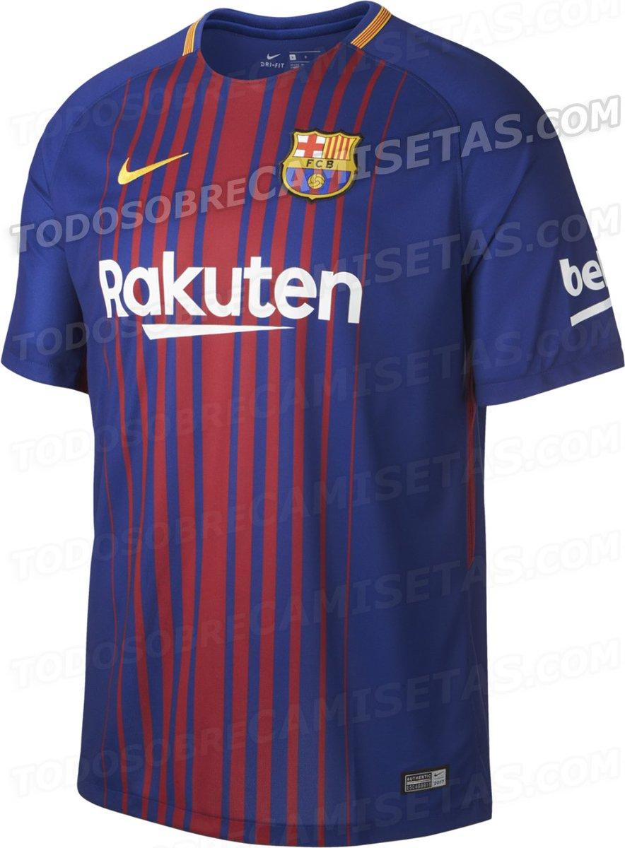 b823f6b259c83 ⚠ ¡fotos oficiales! nueva camiseta local nike de fc barcelona ...