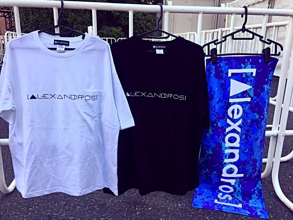 【メトロック】 本日はメトロックに出演します! WINDMILL FIELDにて19:40から。Abema TVでも放送予定ですので是非そちらでも!  新作Tシャツとタオルも物販コーナーにてお待ちしています。販売は8:30から!