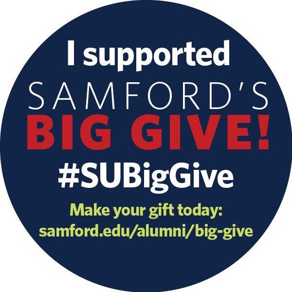 Honored to support the Avery White scholarship today. #SUBigGive  @SamfordAlumni @BrockBusiness<br>http://pic.twitter.com/rlGJsHxNsJ