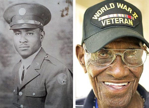 Please send good thoughts and prayers to Austin's oldest living vet, Richard Overton-he's in the hospital tonight. https://t.co/GKauPj66Z9