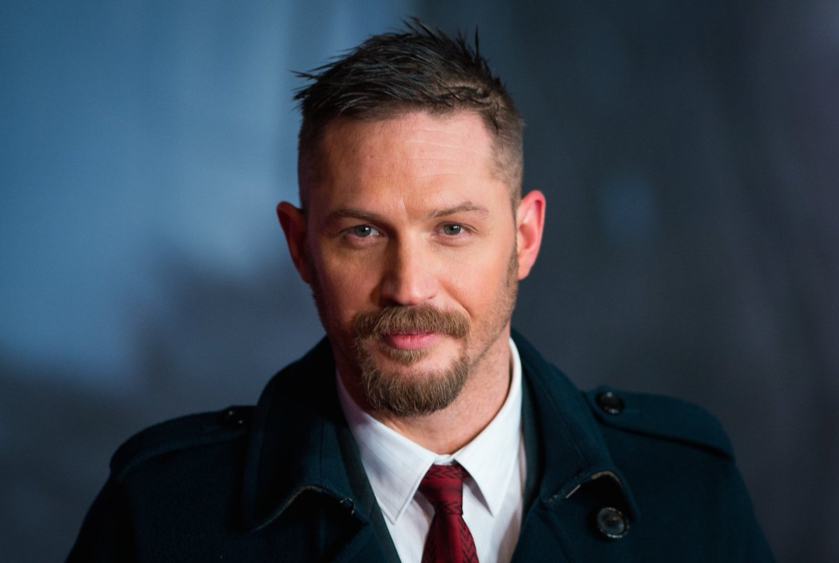 Excited about this casting? Tom Hardy is in final negotiations to star in #Venom, a #SpiderMan off-shoot