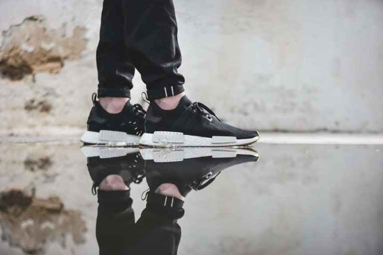 The Sole Supplier On Twitter Adidas Nmd R1 Black Gum All Sizes