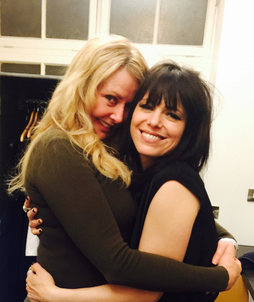 Laughing....Thank you @ImeldaOfficial....Bloody amazing xx https://t.co/nkFqCFO9Ng