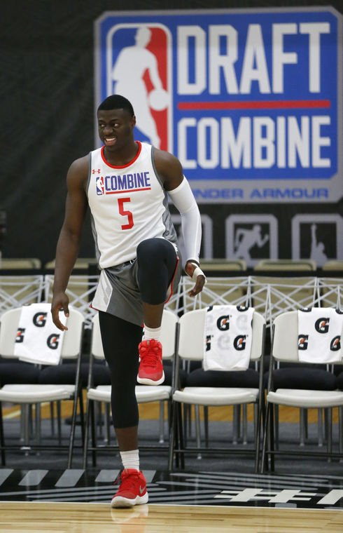 Arizona basketball: Alkins subbed out of Jazz workout https://t.co/CP4Cb2AwQo