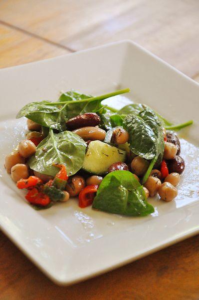 Summer Salad — Living Lou
