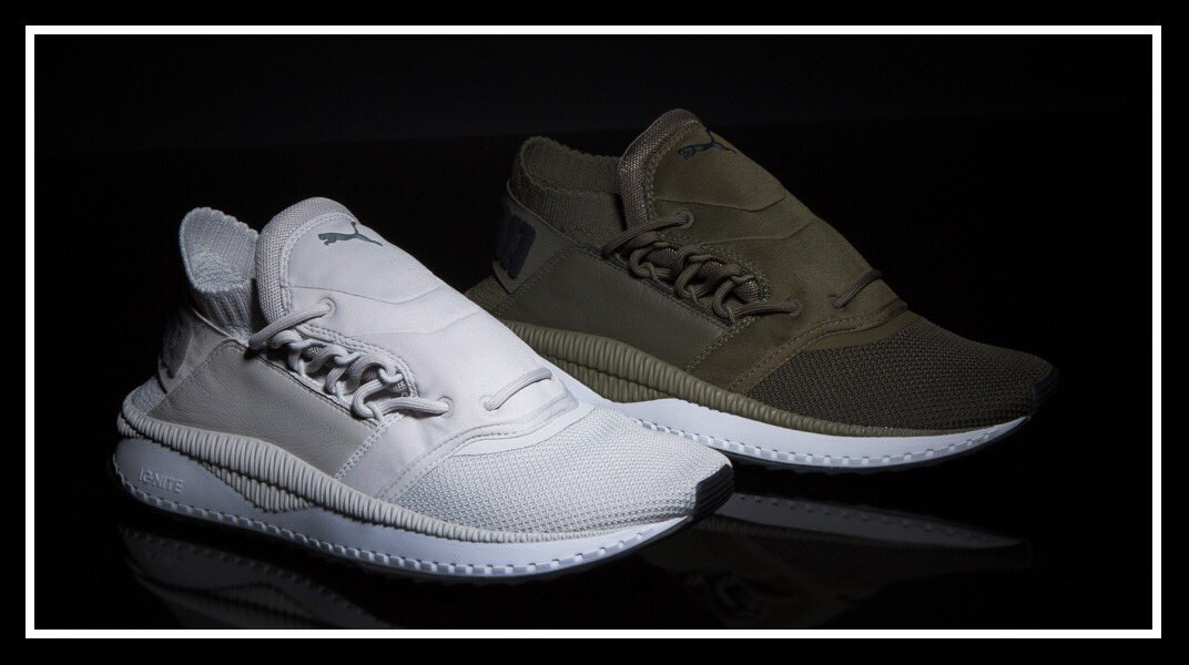 7c773f479ddd the puma tsugi shinsei has 2 hot new colorways now at champs are you  feeling the