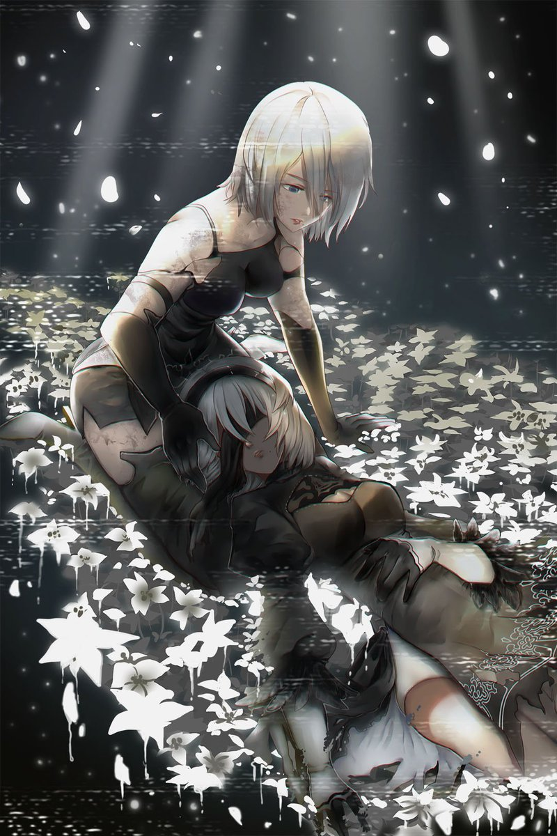 アレン On Twitter Nier Print Batches Are Done For An Back To