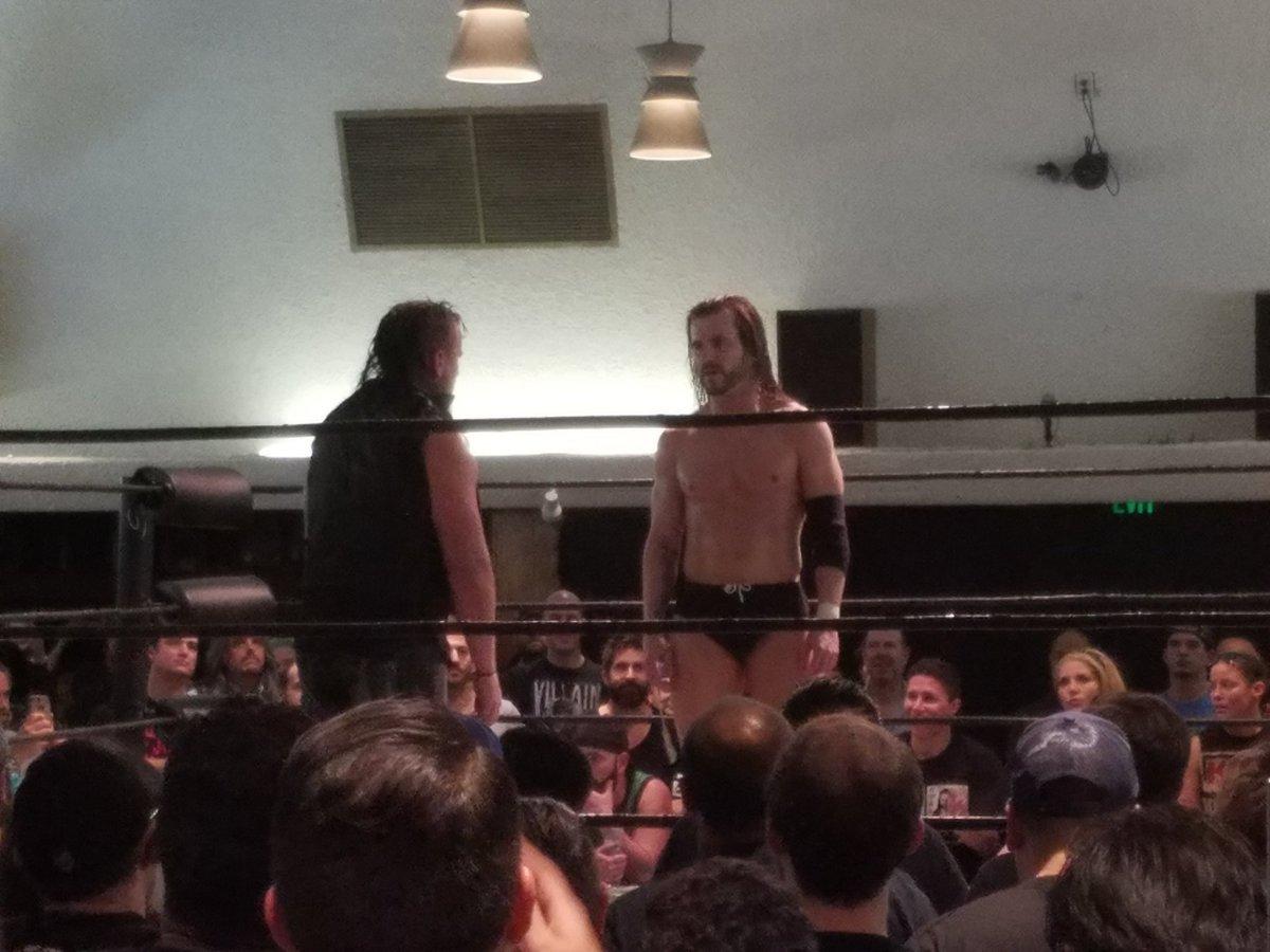 """Resultados de PWG """"Head Like A Cole"""" - ¿La última lucha de Adam Cole en la empresa? 4"""