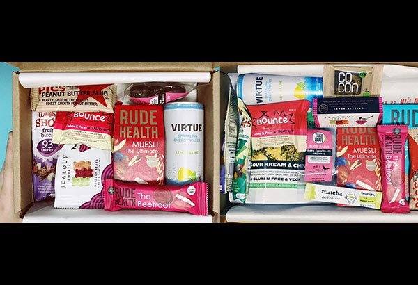 There's a subscription box for beauty products, comic books, toys, and now…healthy snacks? shar.es/1RbrgI by @marbbiedoll