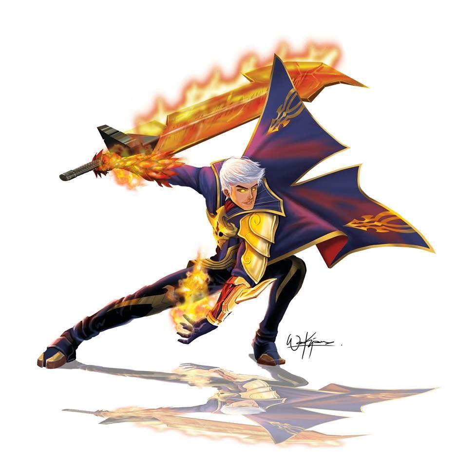 Mobile Legend Hero Argus